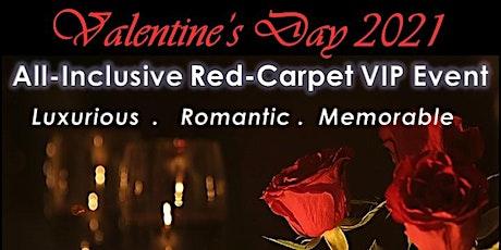 Valentine's Day 2021 Romantic Gala tickets