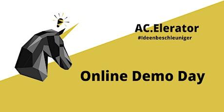 AC.Elerator Online Demo Day Tickets