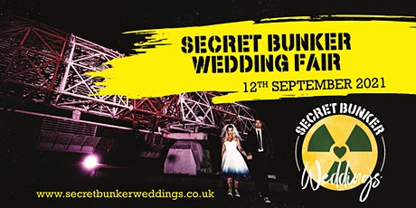 Secret Bunker Wedding Fair tickets