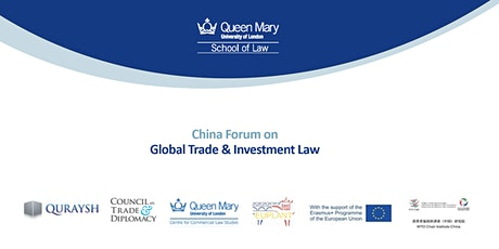 China Forum on Global Trade & Investment Law tickets