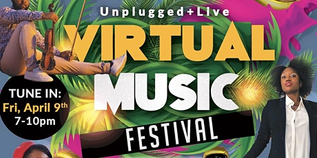 Unplugged & Live: Virtual Music Festival tickets