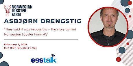 EAStalk with Asbjørn Drengstig tickets