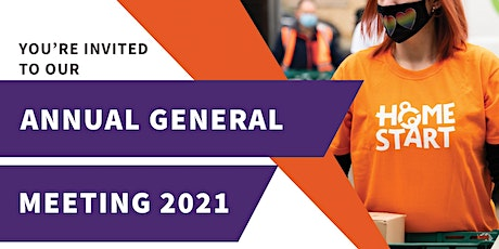 Home-Start Greenwich AGM 2021 tickets