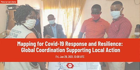 Mapping for COVID-19 Response and Resilience tickets