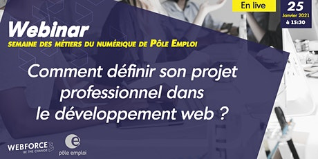 Comment définir son projet professionnel dans le développement web ? billets