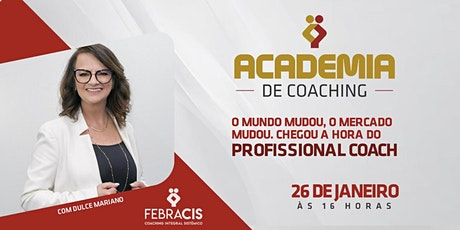 Academia de Coaching billets