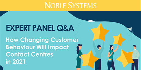 Q&A: How Changing Customer Behaviour Will Impact Contact Centres in 2021 tickets