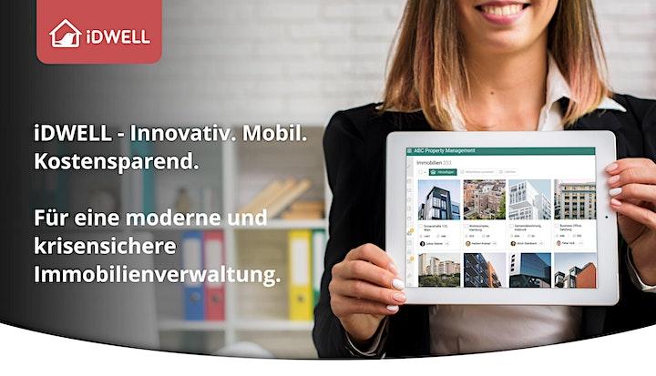 iDWELL - Informations Webinar | Digitales Immobilienmanagement: Bild