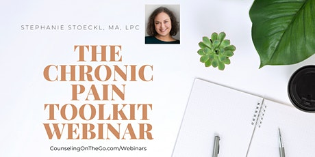 The Chronic Pain Toolkit tickets