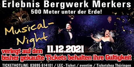 Musical Night // Erlebnis Bergwerk Merkers Tickets