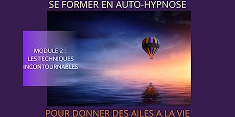 SE FORMER EN AUTO-HYPNOSE MODULE 2: Les techniques incontournables billets
