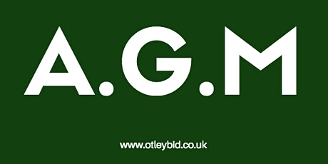 Otley BID Annual General Meeting tickets