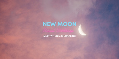 New Moon Ritual  in Aquarius To Manifest Your Desires For The Coming Month tickets