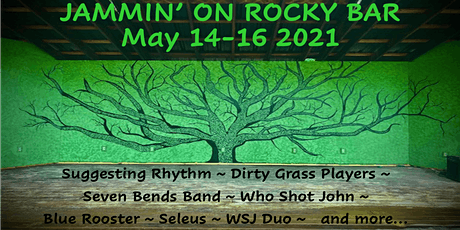 Jammin' on Rocky Bar 2021 tickets