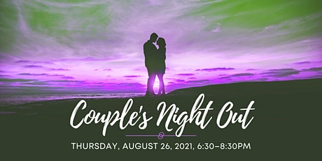 CBMC Couple's Night Out tickets
