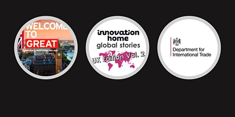 Innovation Home Global Stories: UK Edition Vol. 2 tickets