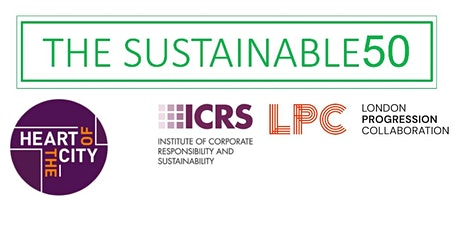 CRS Apprenticeship launch event - The Sustainable50 tickets