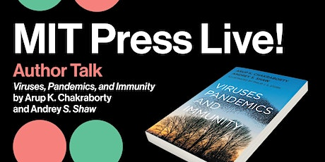 Author Talk: Viruses, Pandemics, and Immunity tickets
