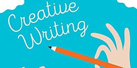 Creative Writing with CityLit, online  course - Greenwich residents only tickets