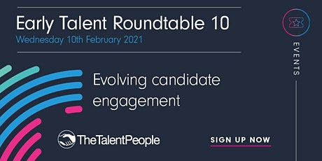 Evolving Candidate Engagement - Online Employer Roundtable tickets