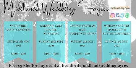 Nettle Hill Autumn Wedding Fayre tickets