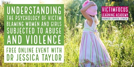 Understand the Psychology of Victim Blaming Women&Girls Subjected to Abuse billets