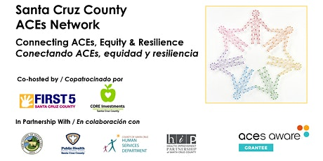 Connecting  ACEs, Equity, Resilience /Conectando ACEs, equidad, resiliencia tickets
