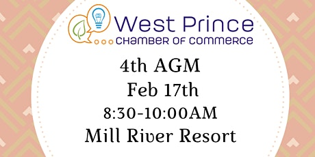 AGM  Chamber Breakfast tickets