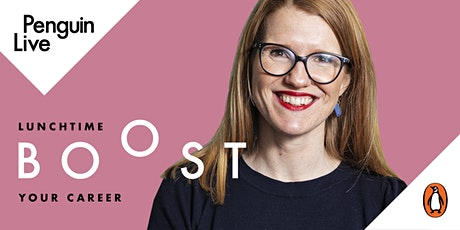 Boost your Career - Helen Tupper tickets