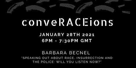 CoveRACEions with Barbara Becnel tickets