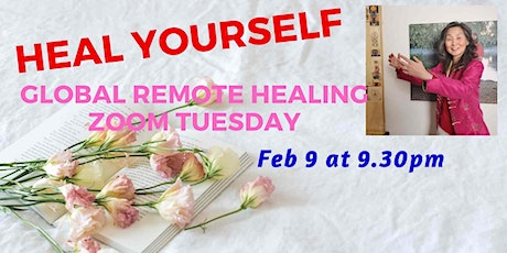 FREE  14TH   Remote Healing  with Master Teresa tickets