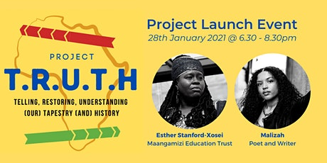 Project T.R.U.T.H. Launch Event tickets