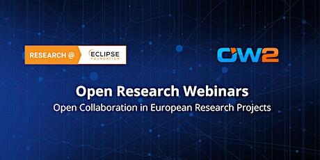 Open Research Webinars- March 4, 2021 tickets