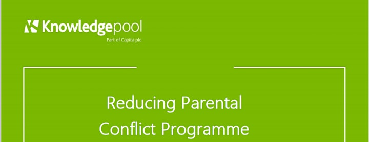 Reducing Parental Conflict Training Module 3 image