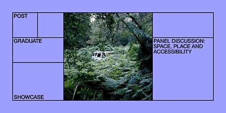 Panel Discussion: Art, Space, Place and Accessibility tickets