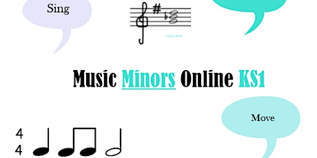 Winter 1: Music Minors Online Club (Primary Music Course) tickets