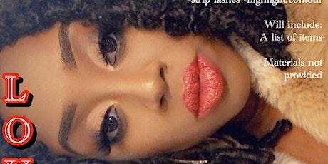 Virtual Makeup Class (LOVE Edition) tickets