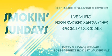 801 Patio's Smokin' Sundays tickets