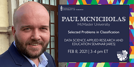 Data Science Applied Research and Education Seminar: Paul McNicholas tickets