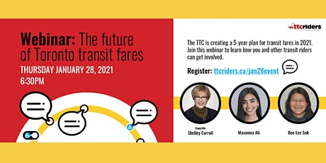 The future of Toronto transit fares tickets