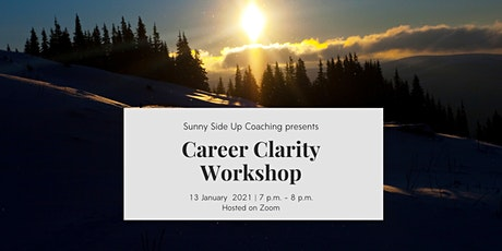Career Clarity Online Workshop tickets