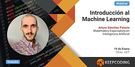 Webinar: Introducción al Machine Learning entradas