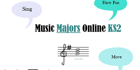 Winter 1: Music Majors Online Club (Primary Music Course) tickets