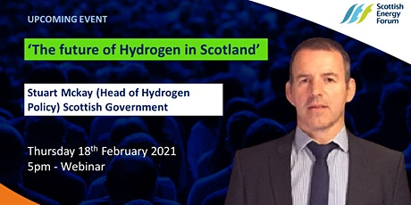 """The future of Hydrogen in Scotland"" tickets"