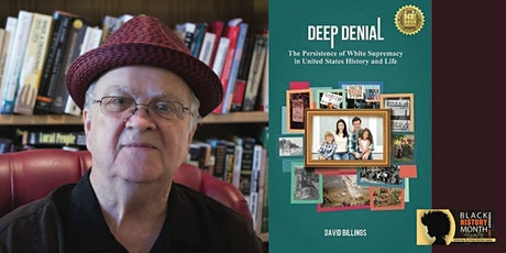 Online book read- Deep Denial: The Persistence of White Supremacy in US  Hi tickets