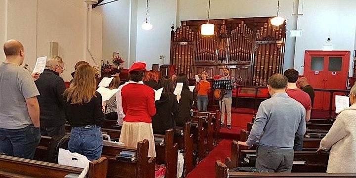 Sunday Evening Virtual Church image