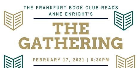 Frankfurt Book Club: The Gathering Tickets