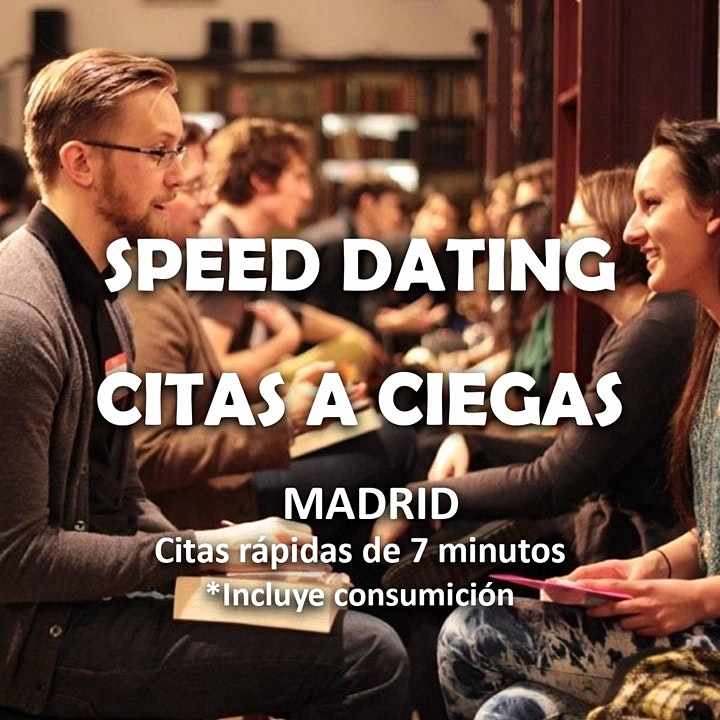 Imagen de LEER DETALLES  Eventos singles solteros MADRID Speed dating Citas rápidas
