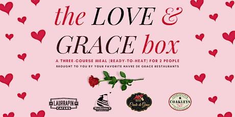 The Love & Grace Box tickets