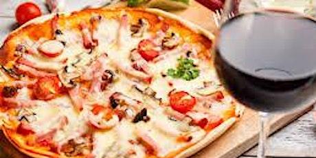 Virtual Wine Tasting -  Pizza Night!!! tickets